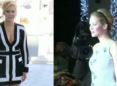 Jennifer Lawrence & Amy Schumer: Comedy-Drehbuch