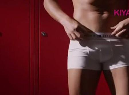 Rafael Nadal in Tommy Hilfiger Underwear