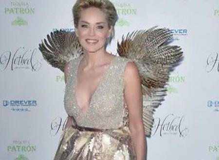 """Sharon Stone ein """"Victoria's Secret""""-Engel?"""